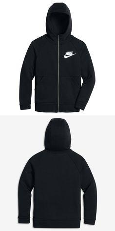 0a3554ee813 Hoodies and Sweatshirts 180135  Nike Sportswear Modern Big Kids (Girls )  Hoodie Jacket -
