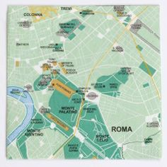 Design Ideas Mapkin, 5x5, Package of 20 Napkins, Rome by Design Ideas. $5.18. Each folds out to a full city map. Our Napkins are the perfect theme party accent and make a great gift for the world traveler. Package of 23. Design Ideas Mapkin-5x5-Pkg/20-Rome