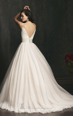 Allure 9067 by Allure Bridals