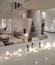 Image about luxury in Room 🎆🙆🏻 by Anna on We Heart It Dream Home Design, Home Interior Design, Interior Styling, House Design, Living Room Designs, Living Room Decor, Bedroom Decor, Living Spaces, Decoration Chic