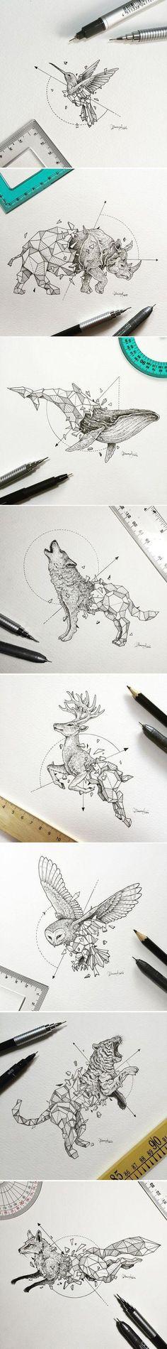 111 Wahnsinnige kreative kühle Dinge, die heute zu zeichnen 10