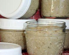 Dans la cuisine de Blanc-manger: Cretons santé Jar, Biscuits, Pies, Meal, Cooking Food, Sugar, Recipes, Cookies, Jars