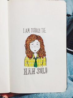Eleanor from Eleanor&Park, by Rainbow Rowell