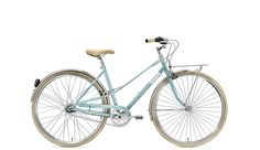 Creme Cycles Caferacer Solo Lady 3-speed turquoise €699  14,8 kg