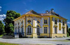 Schlosspark Nymphenburg, Badeburg