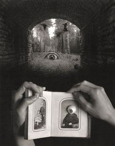 """""""The Window to the Universe Opens Inward and Outward."""" ― Daniel Lee Edstrom / image by Jerry UELSMANN :: Homage to Max Ernst Jerry Uelsmann, Max Ernst, Surrealism Photography, Art Photography, Maggie Taylor, Eugenia Loli, Photoshop, Surreal Art, Conceptual Art"""