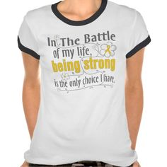 In the Battle of My Life, Being Strong is the Only Choice I Have Endometriosis Awareness hoodie and shirts #endometriosis #endometriosisawareness