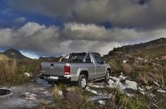 Volkswagen Amarok I tested