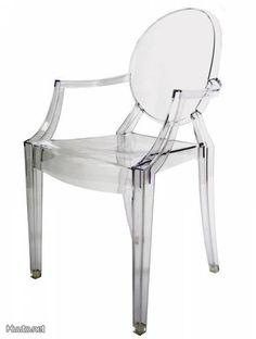 Kartell Louis Ghost tuoli / Kartell Louis Ghost chair