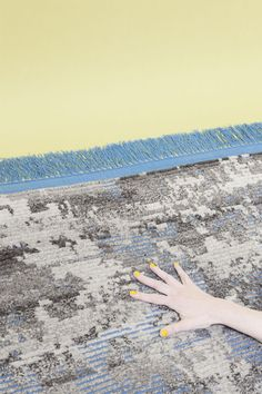 ✖ textured rug