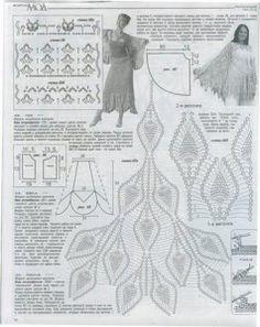 crochet pineapple motif 4