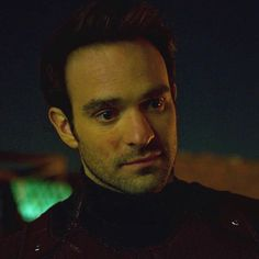 Matt listens as Claire tries to get through to him. Iconic Characters, Marvel Characters, Charlie Cox, Daredevil Punisher, Elektra Natchios, Avengers, Vigilante, Marvel Series, Light Of My Life