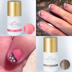 My new #gelmoment #manicure #nails