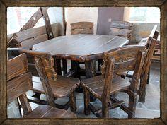 Столы — Дикая мебель