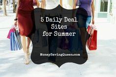 Deal sites - http://www.tennerdealz.co.uk