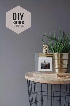 DIY - simpel frame