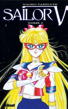 Manga. Codename: Sailor V.