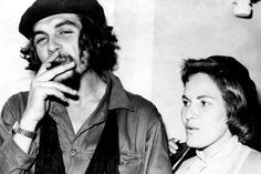 Image result for che guevara and aleida