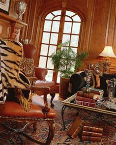 Jungles Safari And Living Rooms On Pinterest