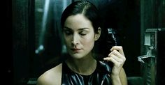 "matrix  trinity gif | love this movie… ""He's beginning to believe."""