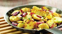Bratkartoffeln mit Speck (Quelle: TLC Fotostudio)