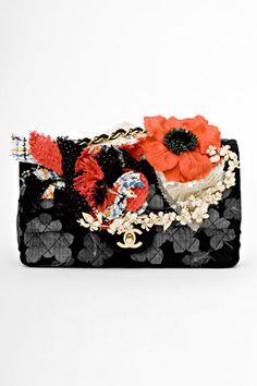 Chanel embellished bag