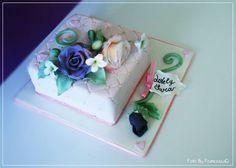 "#cake#design ""lovely sara cake"""
