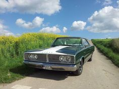 All sizes | Dodge Coronet in Germany | Flickr - Photo Sharing!