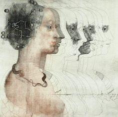 Jiri Anderle: Donna Simonetta Vespucci, 1982