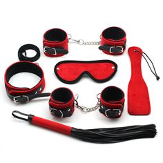 Etsy のBondage Blindfold, Hand Cuffs, Ankle Cuffs,Flogger, Whip, Paddle, BDSM ,polyester Bondage Kit, restraints . # thigh cuffs# liebeseelejp#sex toys#cuffs and restraints#BDSM#bodnage #restraint# fetish# sm