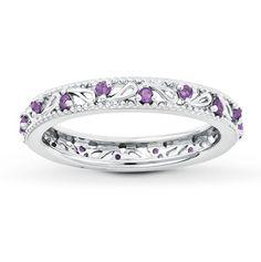 http://www.jared.com/en/jaredstore/gemstones/stackable-ring-amethyst-sterling-silver-37345420499--1/100237/100237.100238.100242
