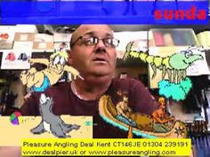 sundays weather ' pleasure angling bait & tackle shop deal kent 17th may