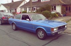 1975 Ford Granada 3.0 Ghia Coupe.