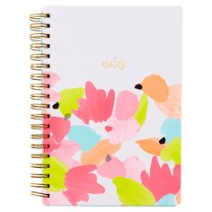 Large Spiral Notebook - Floral, Neon by Indigo | Spiral Notebooks Gifts | chapters.indigo.ca