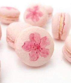 pretty macarons ~ we ❤ this! moncheribridals.com #weddingmacarons