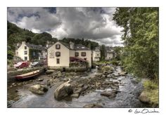 Pont-Aven in Brittany, France