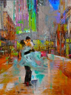Love on the Street - Stephen Avenue - Calgary