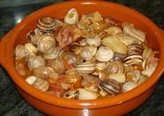 Snails Recipe, Food To Make, Sandwiches, Beef, Meals, Chicken, Recipes, Salsa Picante, Valencia
