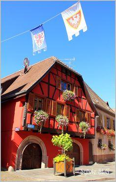 Ribeauvillé ... en Alsace