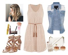 """""""untitled 15"""" by caro3302 ❤ liked on Polyvore featuring maurices, Tory Burch, Dolce Vita, Casetify, Tommy Hilfiger and Maybelline"""