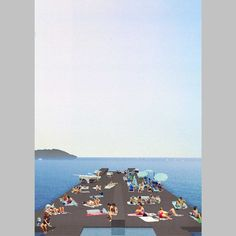 DOGMA Zeus. Proposal for the transformation of Vlora's waterfront, 2014