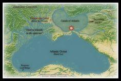 "Mythology / Philosophy: ""The Lost City of Atlantis"", according to Plato.-   La Audacia de Aquiles"
