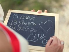 Important dates. CRISTIANO & ELISA