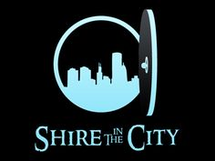 Shire In The City Logo by Melvin Foster, via Behance
