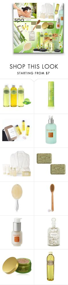 """""""Spa Day"""" by kelly-floramoon-legg ❤ liked on Polyvore featuring beauty, Koh Gen Do, Borghese, Lila Grace, Pré de Provence, Balmain, Urban Spa, Mullein & Sparrow and Tata Harper"""