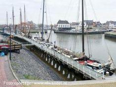 Haven vanaf de Waddenpromenad Boat, Park, Dinghy, Boats, Parks, Ship