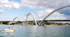 Pontos turísticos de Brasília para visitar durante a Copa do Mundo 2014