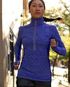 Star Runner Pullover - pigment blue