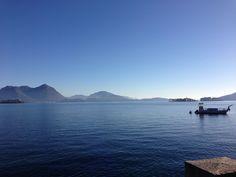 Lago Maggiore Maccagno, Italy