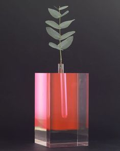 "soudasouda: ""Shiro Kuramata, Flower Vase #2 via mercury_bureau Follow Souda on Tumblr """